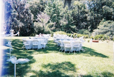 Simple Second Wedding